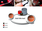 Makeup Tools PowerPoint Template#16