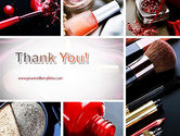 Makeup Tools PowerPoint Template#20