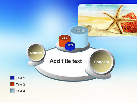 Summer Theme PowerPoint Template Slide 16