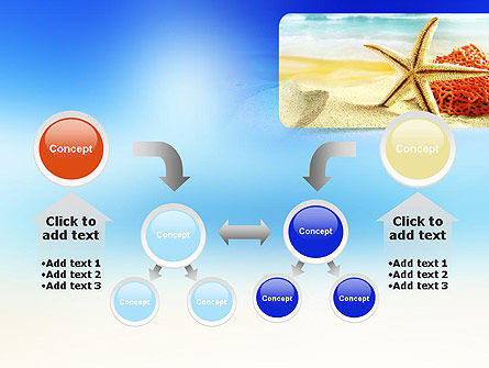 Summer Theme PowerPoint Template Slide 19