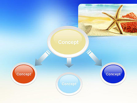 Summer Theme PowerPoint Template Slide 4