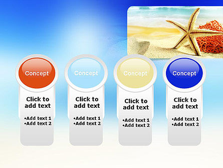 Summer Theme PowerPoint Template Slide 5