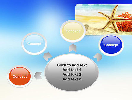 Summer Theme PowerPoint Template Slide 7