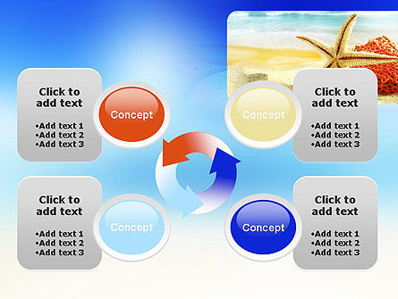 Summer Theme PowerPoint Template Slide 9