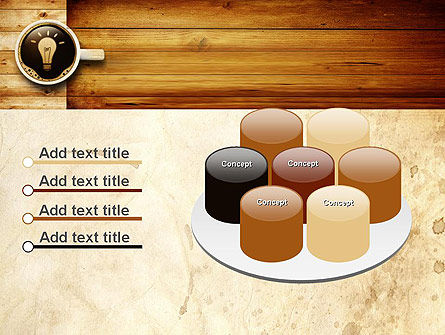 Creative Idea PowerPoint Template Slide 12