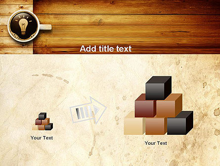 Creative Idea PowerPoint Template Slide 13