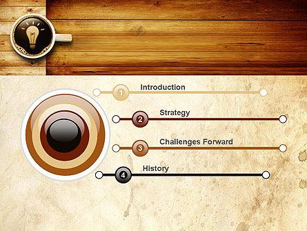 Creative Idea PowerPoint Template, Slide 3, 11142, Business Concepts — PoweredTemplate.com