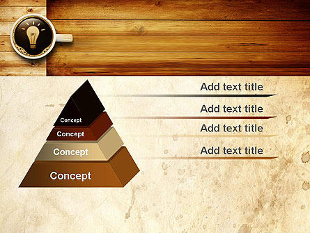 Creative Idea PowerPoint Template, Slide 4, 11142, Business Concepts — PoweredTemplate.com