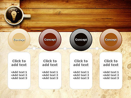Creative Idea PowerPoint Template Slide 5