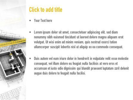 Constructing PowerPoint Template, Slide 3, 11143, Construction — PoweredTemplate.com