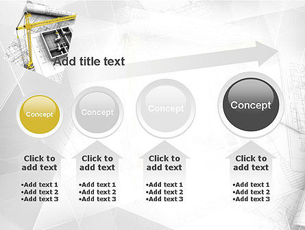 Constructing PowerPoint Template Slide 13