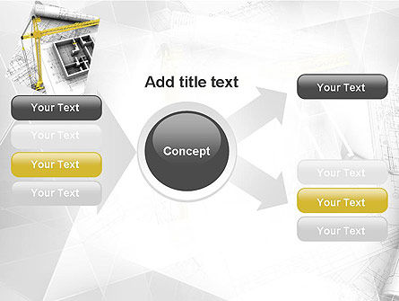 Constructing PowerPoint Template Slide 14