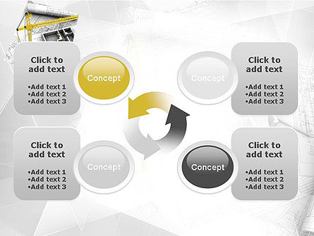 Constructing PowerPoint Template Slide 9