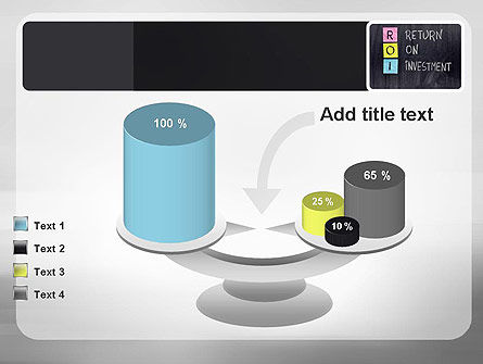 ROI PowerPoint Template Slide 10