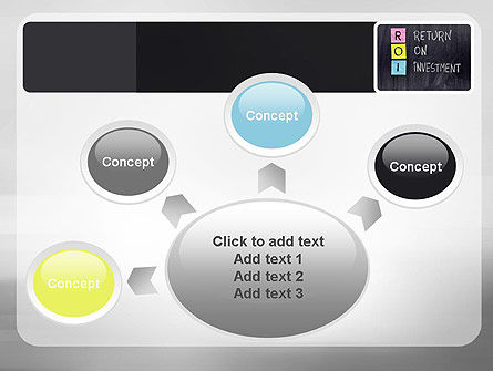 ROI PowerPoint Template Slide 7