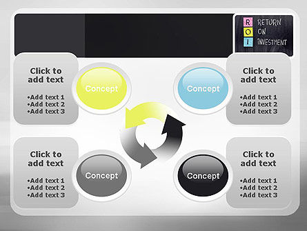 ROI PowerPoint Template Slide 9
