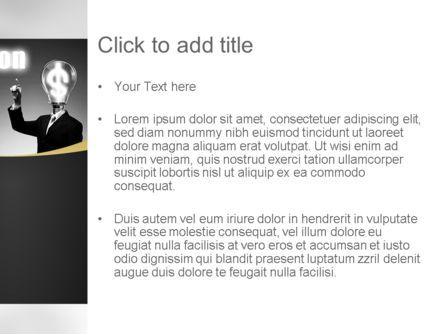 Profit Solution PowerPoint Template, Slide 3, 11152, Business Concepts — PoweredTemplate.com