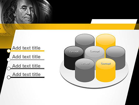 Dollar PowerPoint Template Slide 12