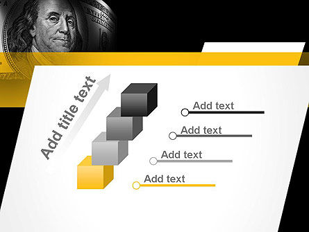 Dollar PowerPoint Template Slide 14