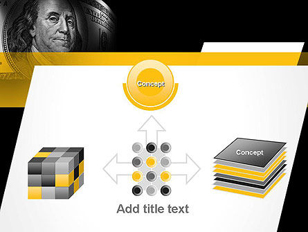 Dollar PowerPoint Template Slide 19