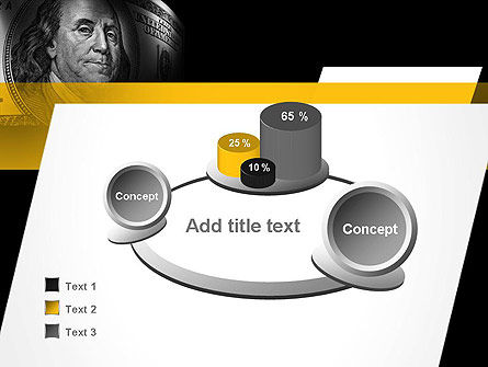 Dollar PowerPoint Template Slide 6
