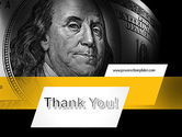 Dollar PowerPoint Template#20