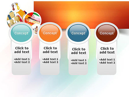 Paintbrushes PowerPoint Template Slide 5