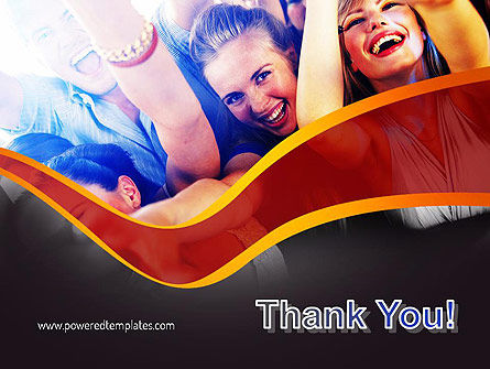 Party Time PowerPoint Template Slide 20