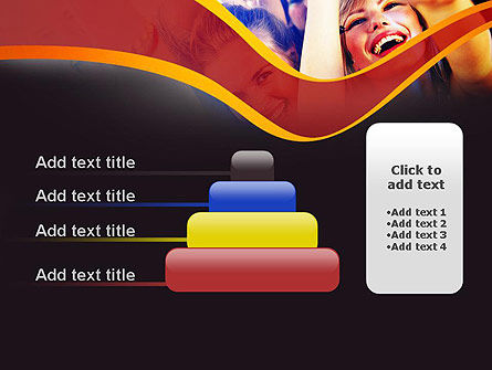 Party Time PowerPoint Template Slide 8