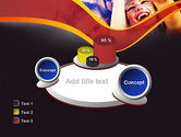 Party Time PowerPoint Template#16