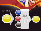 Party Time PowerPoint Template#17