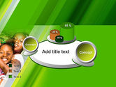 Happy Sisters PowerPoint Template#16