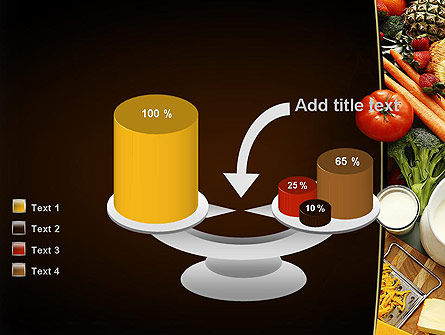 Plenty of Food PowerPoint Template Slide 10