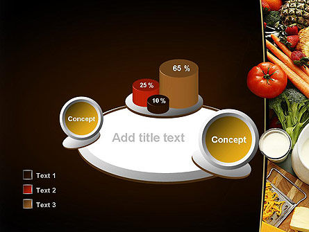 Plenty of Food PowerPoint Template Slide 16