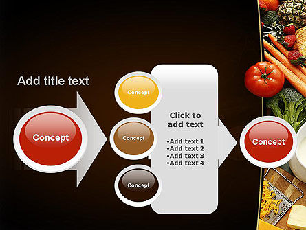Plenty of Food PowerPoint Template Slide 17