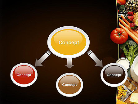 Plenty of Food PowerPoint Template, Slide 4, 11166, Food & Beverage — PoweredTemplate.com