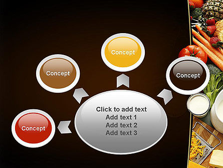 Plenty of Food PowerPoint Template Slide 7