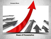 Business Concepts: Plantilla de PowerPoint - idea de negocio exitosa #11167