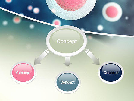 Stem Cell Powerpoint Template Backgrounds 11170 Poweredtemplate
