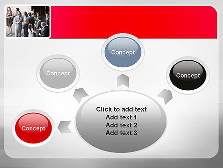 Business Relationships PowerPoint Template Slide 7