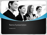 People: Congratulations PowerPoint Template #11172