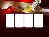Painting Wood Floor PowerPoint Template#18