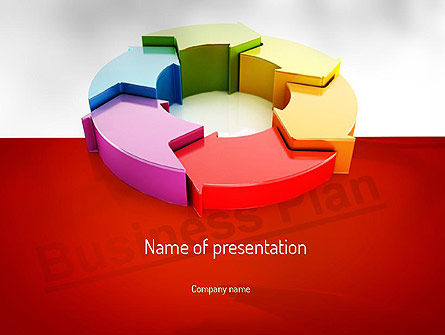 End to End Solution PowerPoint Template, 11174, Business Concepts — PoweredTemplate.com