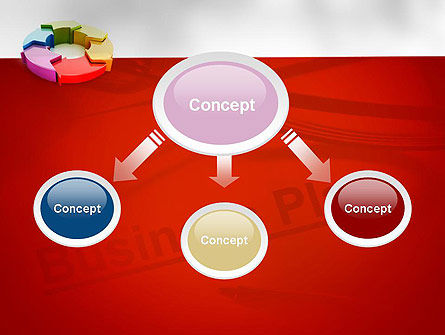 End to End Solution PowerPoint Template, Slide 4, 11174, Business Concepts — PoweredTemplate.com