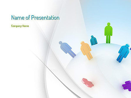 Going Global PowerPoint Template