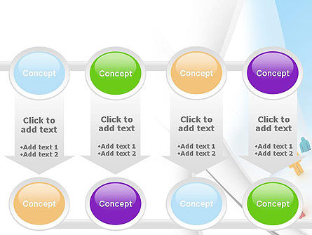 Going Global PowerPoint Template Slide 18