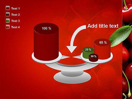 Cherries PowerPoint Template Slide 10