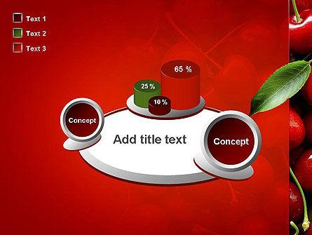 Cherries PowerPoint Template Slide 16