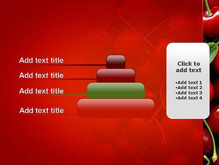 Cherries PowerPoint Template Slide 8