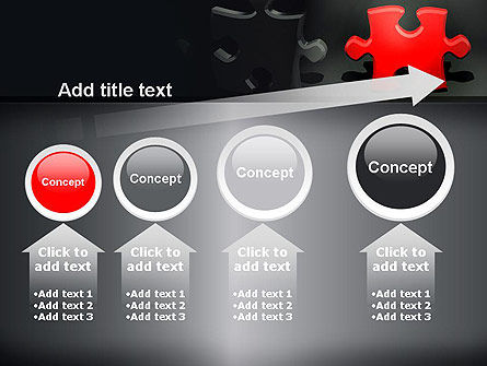 The One PowerPoint Template Slide 13